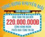Khuyến mãi SỐC cuối năm 2017 – Mua 1 triệu đồng Máy thẩm mỹ được tặng 200.000 đồng Phiếu mua sản phẩm Spa